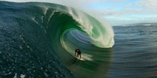 The Reel: Shooting Incredible Big Wave Footage