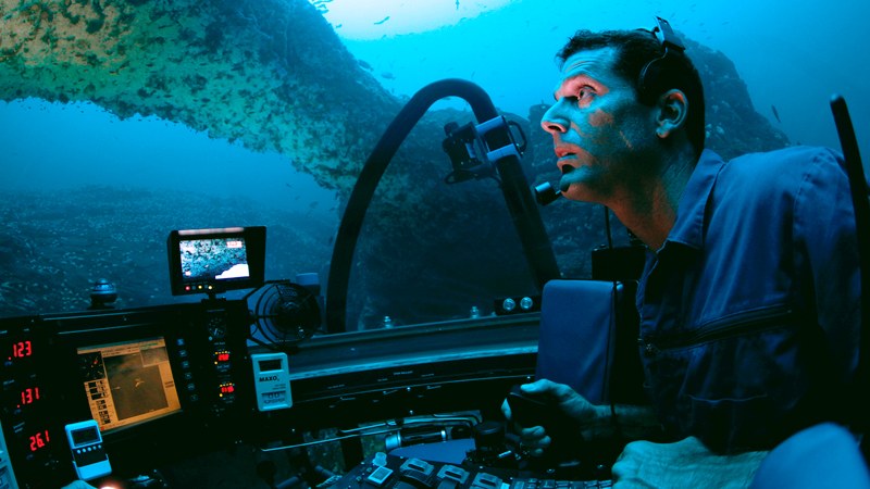 Field Report: Going Deep on Cocos Island
