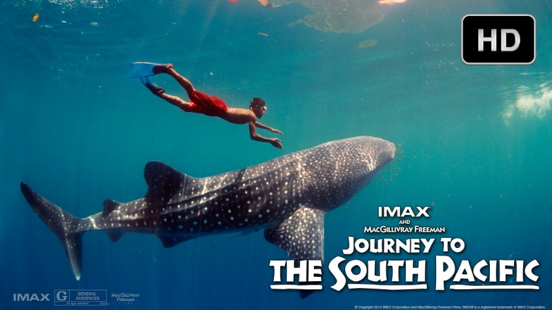Journey to the South Pacific - OFFICIAL TRAILER