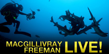MacGillivray Freeman Live on Ustream!