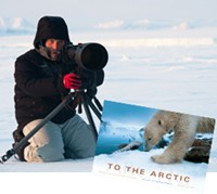 Photographer Florian Schulz Kicks Off To The Arctic Book Tour