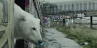 The Reel: Radiohead's Homeless Polar Bear in London