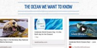World Oceans Day Pinterest Contest
